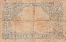 Image #2 of 5 Francs 1915 (11. I.)