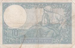 Imaginea #2 a 10 Franci 1939 (7. IX.)