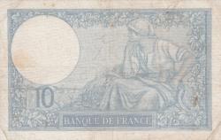 Image #2 of 10 Francs 1940 (24. X.)