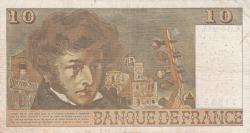 Image #2 of 10 Francs 1975 (15. V.)