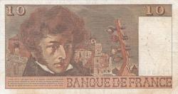 Image #2 of 10 Francs 1977 (3. III.)