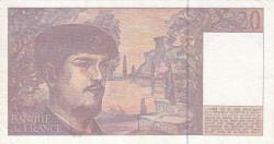Image #2 of 20 Francs 1993