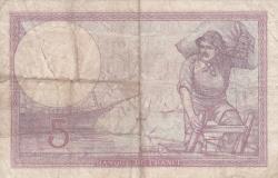 Image #2 of 5 Francs 1933 (8. VI.)