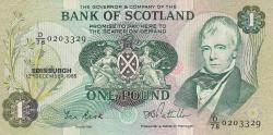 Imaginea #1 a 1 Pound 1985 (12. XII.)