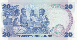 Image #2 of 20 Shillings 1984 (1. VII.)