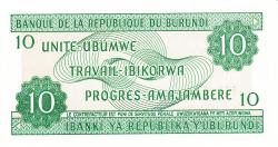 Image #2 of 10 Francs 2001 (1. VIII.)