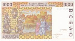Image #2 of 1000 Francs (20)00