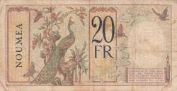 Imaginea #2 a 20 Franci ND (1929)