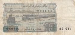 10 Dinari 1983 (2. XII.) - 2