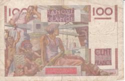 100 Franci 1946 (31. X.)