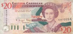 Image #1 of 20 Dolari ND (1994) - A