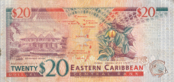 Image #2 of 20 Dolari ND (1994) - A