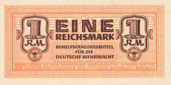 Image #1 of 1 Reichsmark ND (1942)