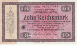 Image #1 of 10 Reichsmark 1933 (28. VIII.)