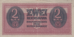 Image #1 of 2 Reichsmark ND (1942)