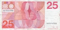 Image #2 of 25 Gulden 1971 (10. II.)