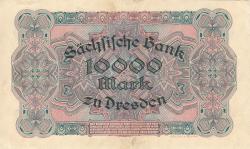 Image #2 of 10000 Mark 1923 (1. III.)