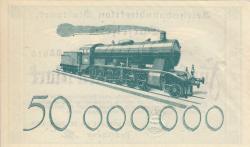 Image #2 of 50 Millionen (50 000 000) Mark 1923 (26. IX.)