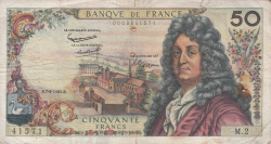 Image #1 of 50 Francs 1962 (7. VI.)