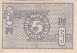 Image #2 of 5 Pfennig ND(1948)