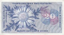 Image #2 of 20 Franken 1960 (22. XII.)