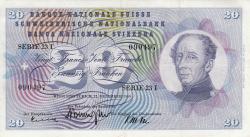 Image #1 of 20 Franken 1960 (22. XII.)