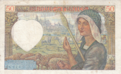Imaginea #2 a 50 Franci 1941 (2. X.)