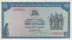 Imaginea #1 a 1 Dolar 1971 (16. IV.)