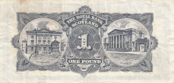 Image #2 of 1 Pound 1967 (1. III.)