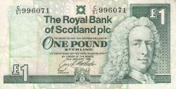 Imaginea #1 a 1 Pound 1996 (24. I.)