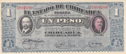 Image #1 of 1 Peso 1915 (20. X.)