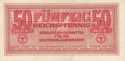 Image #1 of 50 Reichspfennig ND (1942)