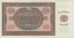 Image #2 of 100 Deutsche Mark 1955