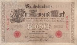 Image #1 of 1000 Mark 1898 (1. VII.)