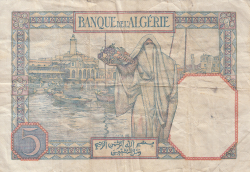 Image #2 of 5 Francs 1941 (16. IV.)