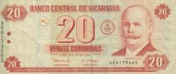 20 Cordobas 2002