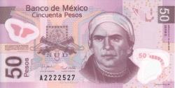 Imaginea #1 a 50 Pesos 2006 (19. VI.) - Serie E