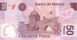 Imaginea #2 a 50 Pesos 2006 (19. VI.) - Serie E