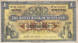 Imaginea #1 a 1 Pound 1958 (1. VIII.)