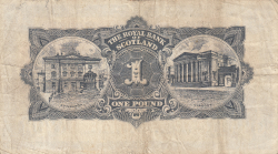 Image #2 of 1 Pound 1958 (1. VIII.)