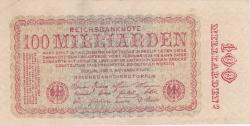 Image #1 of 100 Milliarden (100 000 000 000) Mark 1923 (5. XI.) - 1