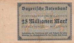 Image #2 of 25 Millionen (25 000 000) Mark 1923 (20. VIII.)