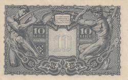 Image #2 of 10 Lire 1944 (23. XI.)