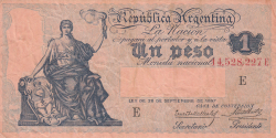 Image #1 of 1 Peso ND (1925-1932)