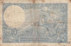 Image #2 of 10 Francs 1916 (28. VI.)