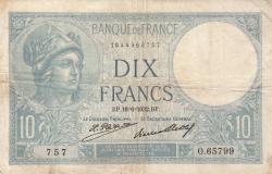 Image #1 of 10 Francs 1932 (16. VI.)
