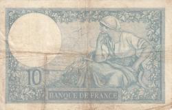 Image #2 of 10 Francs 1932 (16. VI.)