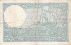 Imaginea #2 a 10 Franci 1939 (12. X.)