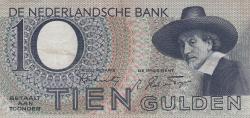 Imaginea #1 a 10 Gulden 1943 (30. I.)