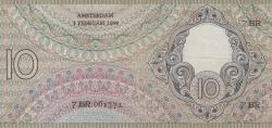 Imaginea #2 a 10 Gulden 1944 (1. II.)